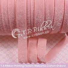 glitter ribbon wholesale aliexpress buy fashion 5 8 glitter ribbon metallic velvet