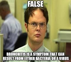 Bronchitis Meme - batman slapping robin meme imgflip