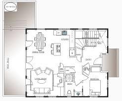 Cottage Style Home Floor Plans The Plymouth Carriage House Plan Cottage Style Home Barn Home