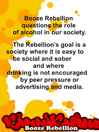what is boozerebellion and a few words about marketing