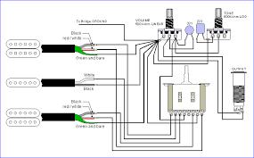 3 humbuckers 5 way switch wiring diagram wiring diagram
