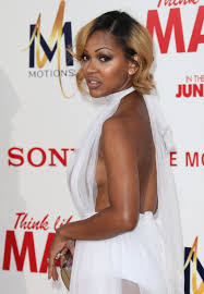 meagan good u0027think like a man too u0027 premiere in los angeles