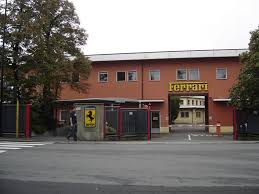 Panoramio Photo Of Ferrari Factory Main Entrance