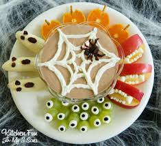 easy halloween treats for kids to make healthy party food 25