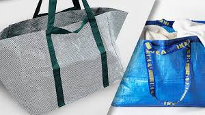 What Does Ikea Mean Ikea Redesigns Its Big Blue Bag For The First Time Ever Co Design