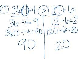 showme estimating decimal quotients using compatible numbers