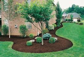 Beautiful Front Yard Landscaping Designs Outdoor Decorate Small - Backyard stage design
