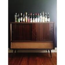 mid century liquor cabinet mid century record player and stereo console on etsy 550 00 tv