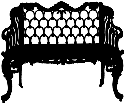 Couch Svg Bench Clipart