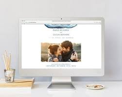 Wedding Planning Websites The 25 Best Wedding Website Templates Ideas On Pinterest Web