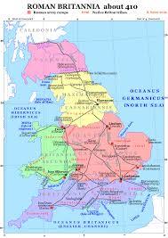 Map Of British Isles Roman Britain Google Search Transition Pinterest Roman