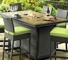 Bar Height Patio Furniture Clearance Luxury Bar Height Patio Chairs For Cast Aluminum Bar Height Patio