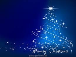 blue christmas tree hd wallpaper christmas tree wallpapers