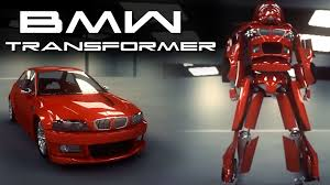 bmw car bmw transformer car behold the future youtube