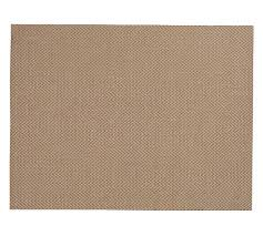 Indoor Outdoor Rug Synthetic Indoor Outdoor Rug Neutral Multi Pottery Barn