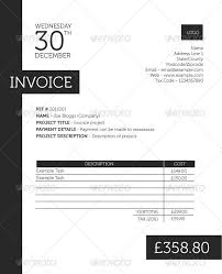 invoice design template exol gbabogados co