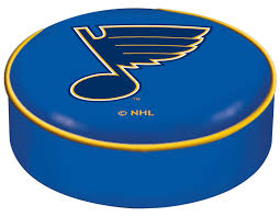 St Louis Patio Furniture by St Louis Blues Seat Cover Logo Bar Stool Cover Bscstlblu