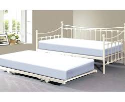 Metal Daybed Frame Awesome Metal Daybed Frame With Pop Up Trundle Bed Daybeds