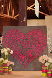 heart decorations home 13 diy valentine u0027s day decorations easy valentines day decor ideas