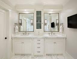 Master Bathroom Vanities Elegant Bathroom Vanity Cabinets Made Of Wood Designoursign