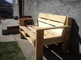 bench made out of pallets home design graceful bench made out of pallets pallet home