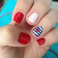 4th of july nail designs popsugar beauty