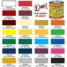 kirker paint color chart real fitness