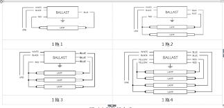 tridonic digital ballast wiring diagram ewiring