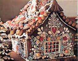 found gingerbread house ideas and inspiration