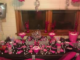Sweet 16 Party Centerpieces For Tables by 25 Best Sweet 16 Candy Buffet Images On Pinterest Candy Buffet