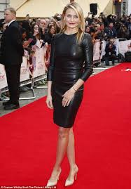 cameron diaz hair cut inthe other woman cameron diaz trumps kate upton at uk premiere of new film the