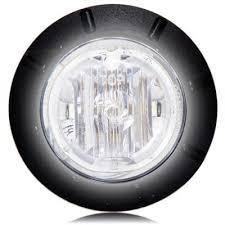 led mini marker lights m09400wcl 1 1 4 white led mini courtesy marker light