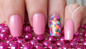 easy nail art at home without tools another heaven nails design