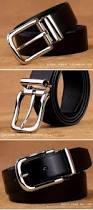 brand manbang men belts genuine leather cowhide black strap luxury