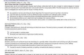 Sample Retail Sales Associate Resume by Retail Sales Associate Resume Entry Level Retail Sales Associate