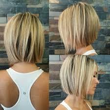 Frisur Blond 2017 Bob gerade geschnittene bob frisur hair ideas funky