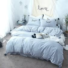 Light Blue Bed Comforters Duvet Covers King White Medium Size Of Target Queen Comforter Bed