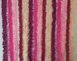 streamer backdrop 10ft fringe streamers pastel tissue paper garland fringe