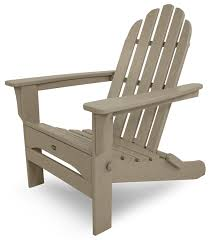 amazon com trex outdoor furniture cape cod folding adirondack