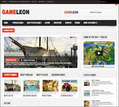 30 exciting wordpress gaming themes want unfair advantages