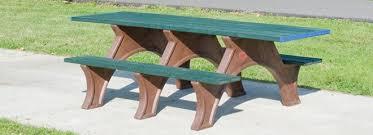 picnic tables accessible series pilot rock