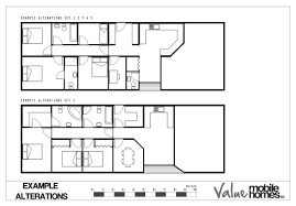 Example Floor Plans Floorplans Value Mobile Homes