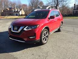 Nissan Rogue Hybrid 2017 - car review nissan rogue compact crossover adds a 2017 hybrid