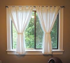 Kitchen Curtain Ideas Small Windows Best 25 Small Window Curtains Ideas On Pinterest Windows Kitchen