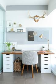 Desk With File Cabinet File Cabinets Wall To Wall Floating Desk Transitional