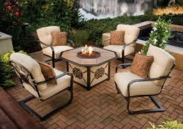 target fire pit table furniture fire pit table patio furniture set good looking cushions