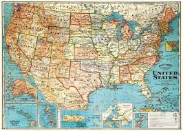 United States Territories Map by Maptitude U2014 A Map Of The United States C 1900 Including The