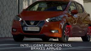 nissan micra battery size all new nissan micra intelligent ride control technology