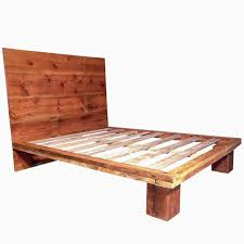 Reclaimed Wood Platform Bed Plans by Buy A Hand Crafted Reclaimed Wood Platform Bed From Antique Pine