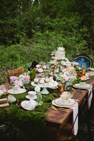 tea party table mad tea party engagement party in need of ideas advice suggestions